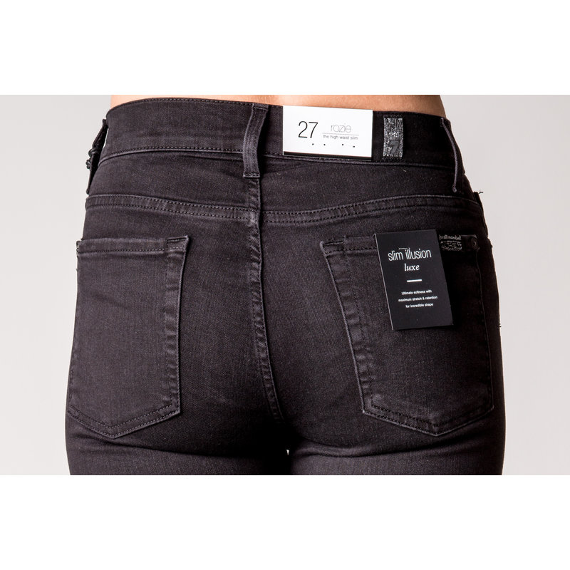 7 FOR ALL MANKIND SLIM ROZIE LUXE GRAVITY