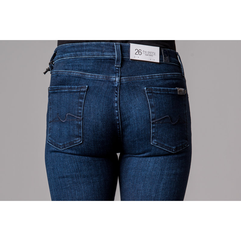 7 FOR ALL MANKIND THE SKINNY SLIMILL CODE
