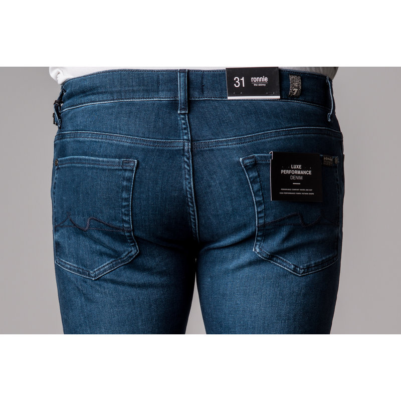 7 FOR ALL MANKIND RONNIE LUXEPERF BLUEGREEN