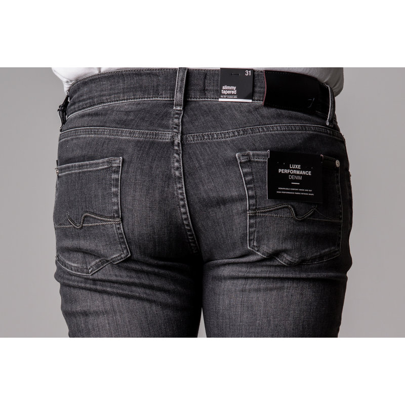 7 FOR ALL MANKIND SLIMMY TAPERED SPEC EDITION LUXPERF GREY