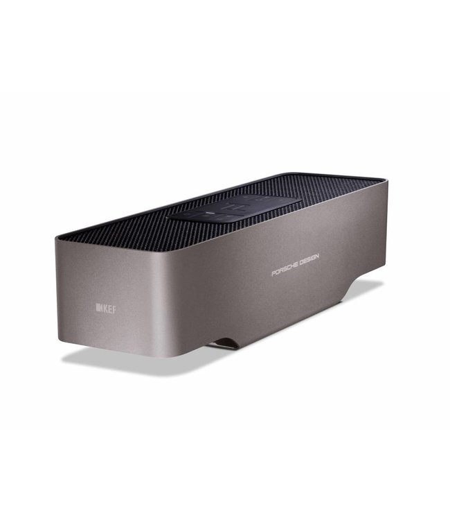 KEF Porsche Design Gravity One Bluetooth stereo luidspreker