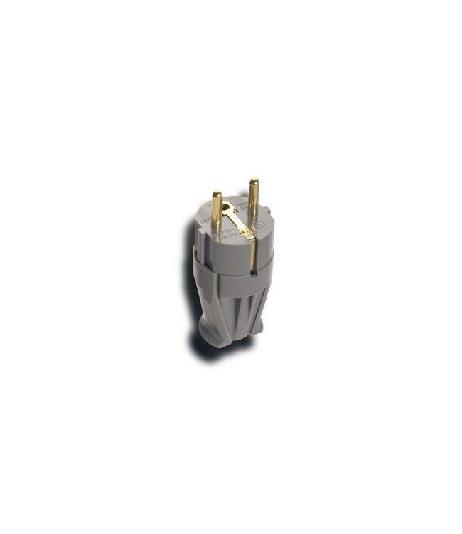 Supra Cables LoRad Earthed mains plug SW-EU