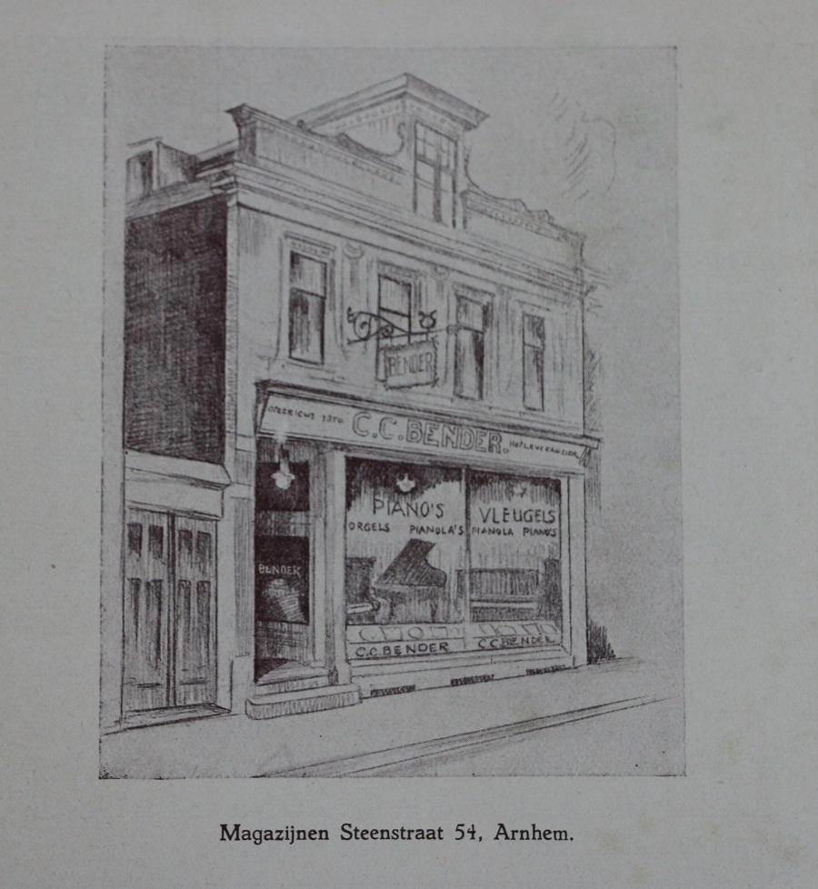 Bender Arnhem 1914