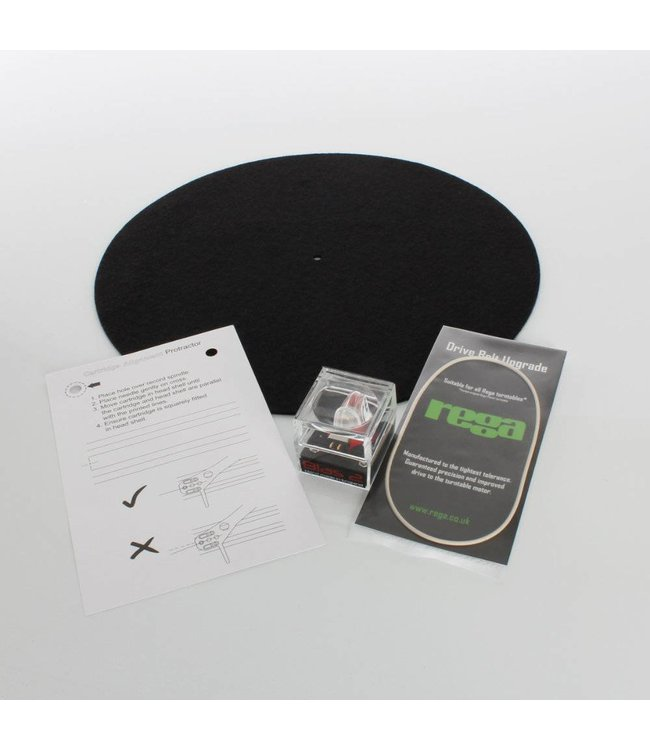 Rega Performance pack Planar 1 en 2