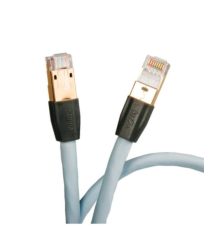 Supra Cables Cat 7 + Netwerk kabel