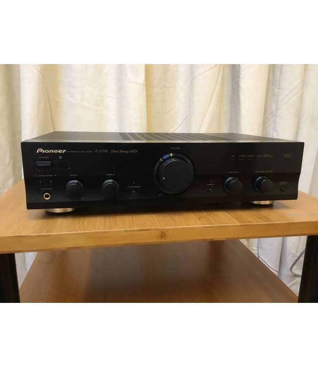 Pioneer A209R Stereo versterker (Occasion)