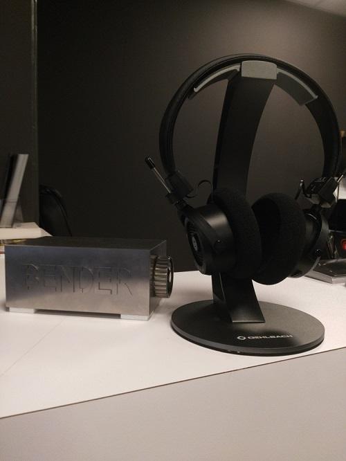 Grado GW-100 draadloze hoofdtelefoon