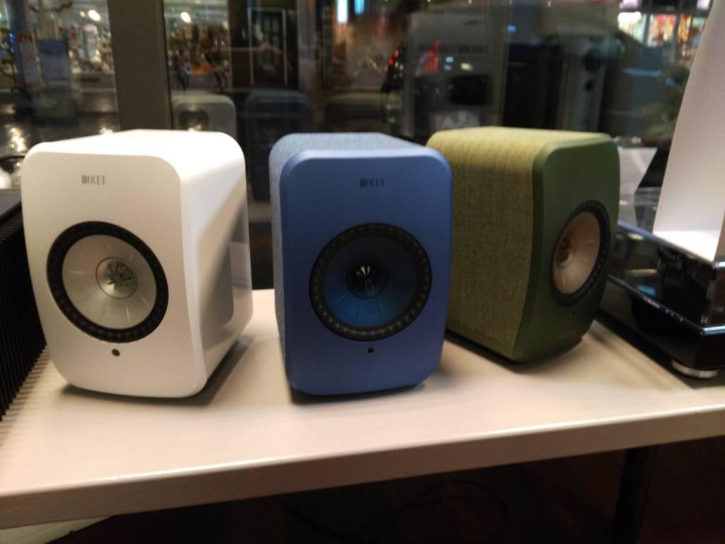 Toe aan een compacte actieve speaker met een mooi design en ultiem gebruikersgemak?