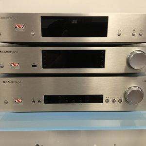 audio-apparatuur