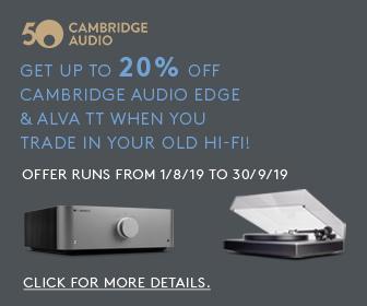 Extra inruilkorting tot 20% bij aankoop  Cambridge Edge en Alva TT