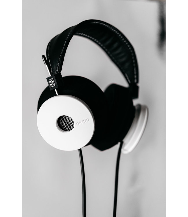 Grado The White Headphone Limited Edition