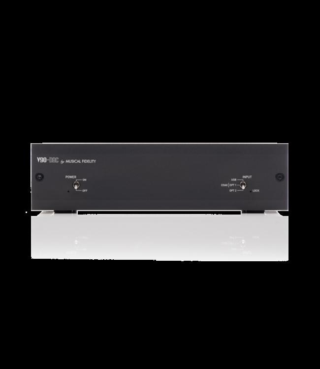 Musical Fidelity V90 DAC 32bits D/A converter