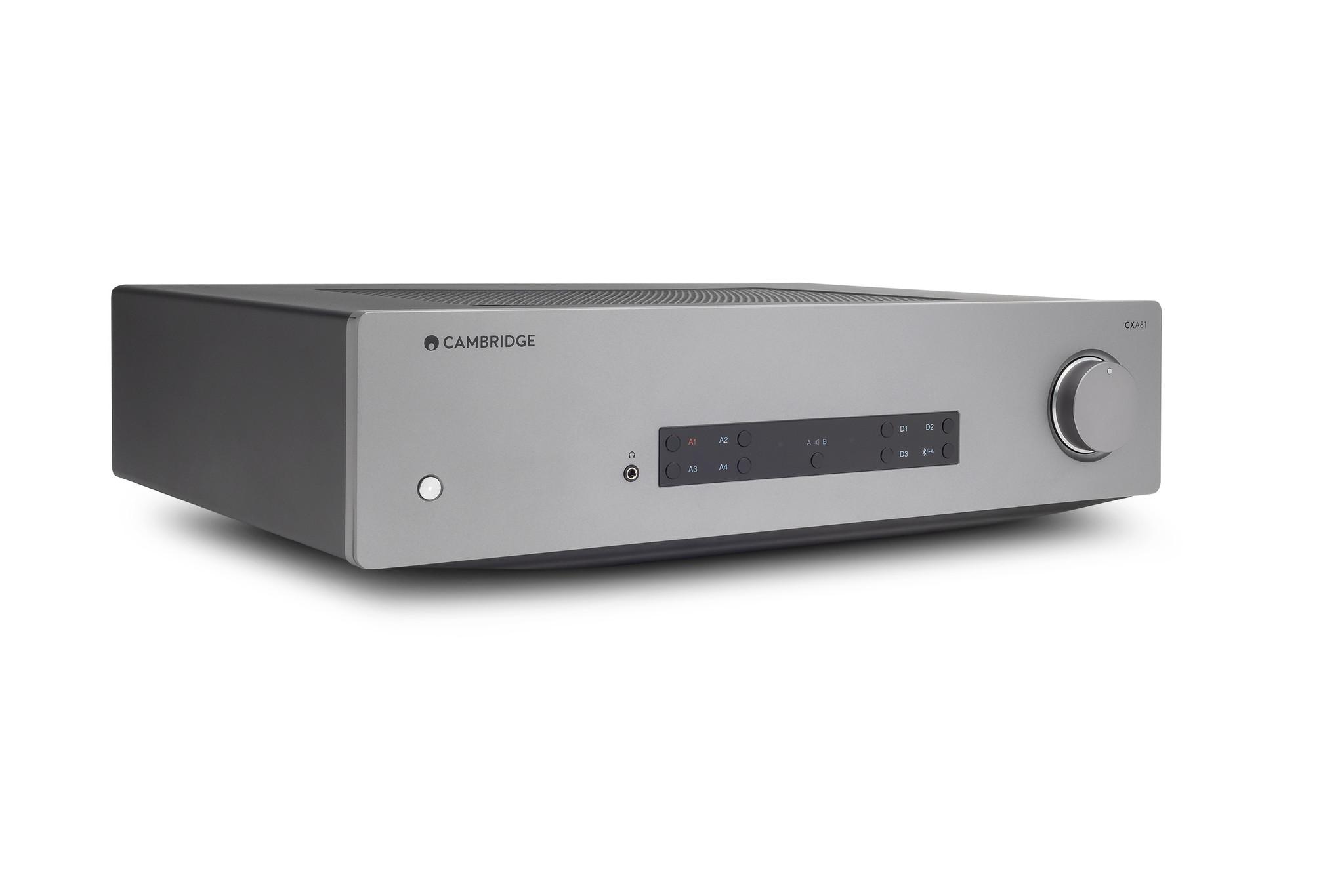Introductieshow Cambridge Audio CX-serie