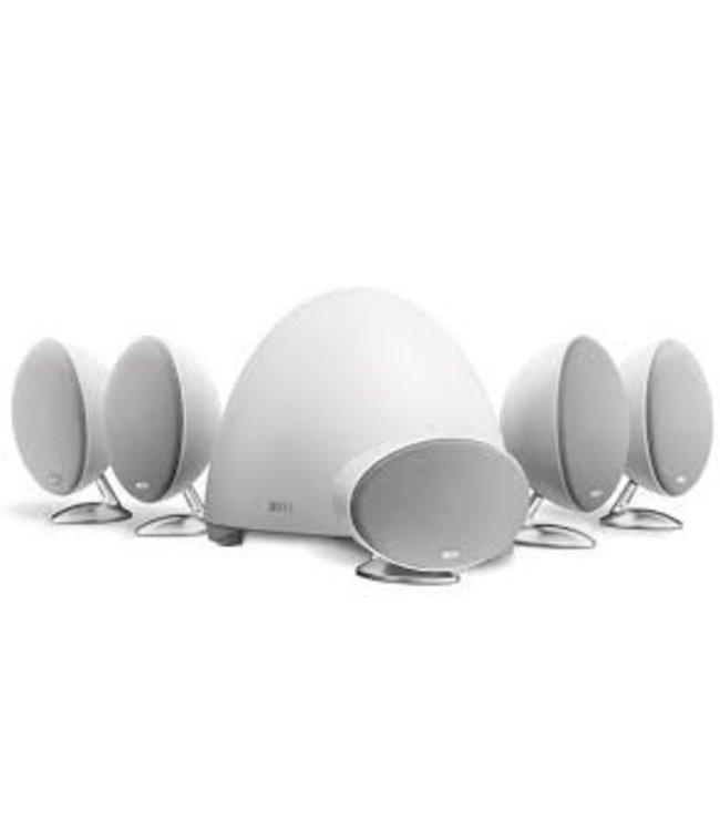 KEF KEF - E305 5.1 luidsprekerset