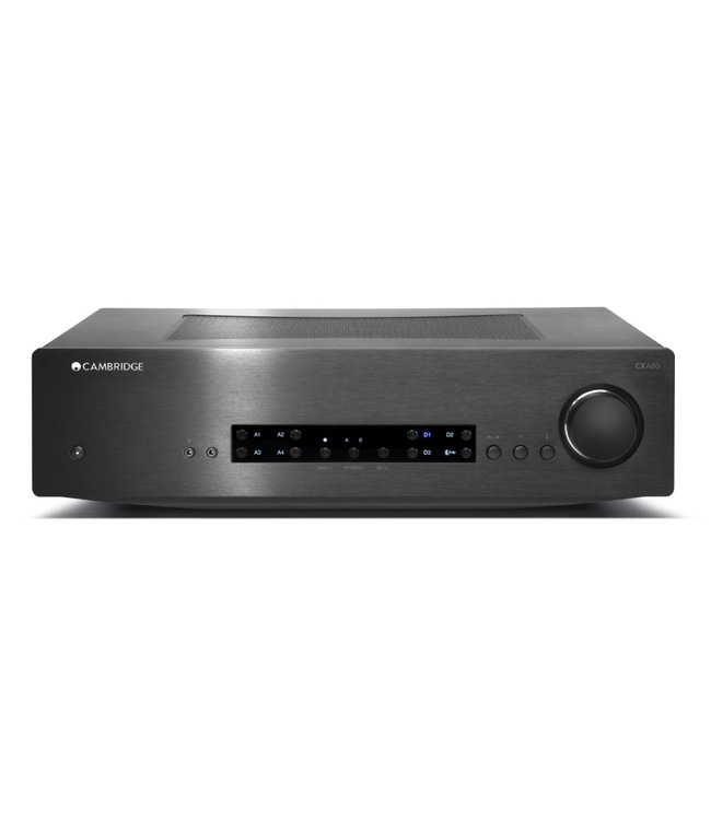 Cambridge Audio Cambridge Audio - Cambridge CX-80 stereo versterker/dac