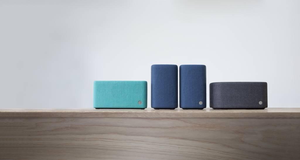 Nieuwe bluetooth speakers