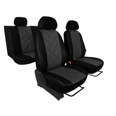 Pok Ter Maßgenauer Autositzbezug Forced für Citroen C1 C2 C3 C4 Cactus