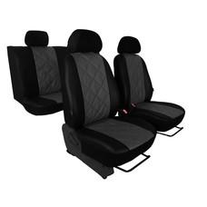 Pok Ter Maßgenauer Autositzbezug Forced für Skoda Roomster Yeti Kodiaq