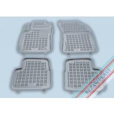 Rezaw Plast Gummi Fußmatten für Citroen C3 III