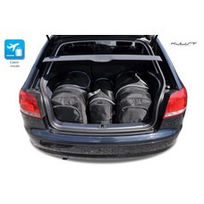 Kjust Reisetaschen Set für Audi A3 Sportback 8PA