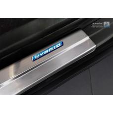 Avisa Einstiegsleiste Edelstahl für Toyota CH-R / RAV4 IV FL