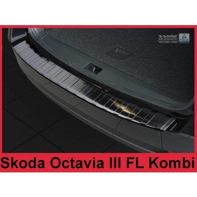 Avisa Ladekantenschutz für Skoda Octavia III Combi FL