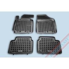 Rezaw Plast Gummi Fußmatten für Hyundai Veloster