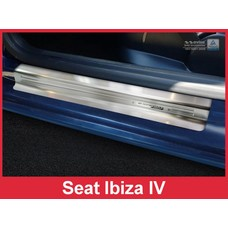 Avisa Einstiegsleiste Edelstahl für Seat Ibiza IV 6J