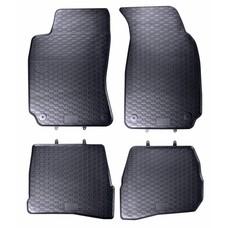 Geyer & Hosaja Gummi Fußmatten Geyer Hosaja für Volkswagen VW Passat B5
