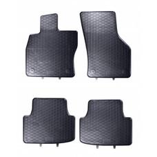 Geyer & Hosaja Gummi Fußmatten Geyer Hosaja für VW Golf Sportsvan / Passat B8 / Skoda Octavia III / Audi A3 8V