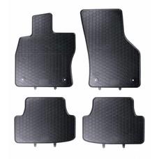 Geyer & Hosaja Gummi Fußmatten Geyer Hosaja für Volkswagen VW Golf VII / Seat Leon III