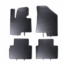 Geyer & Hosaja Gummi Fußmatten Geyer Hosaja für Kia Sportage III / Hyundai ix35