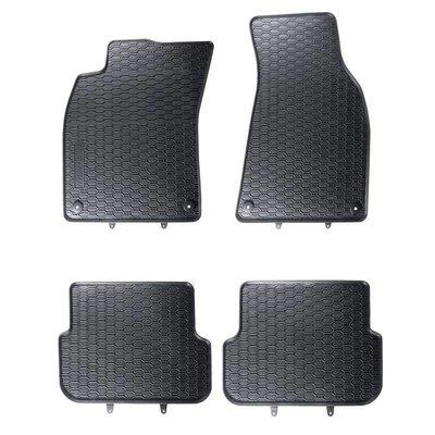 Geyer & Hosaja Gummi Fußmatten Geyer Hosaja für Audi A6 C7 / A7