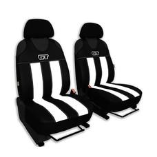 Pok Ter Universal T-Shirt Sitzüberzug GT - 2 Vordersitze