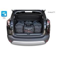 Kjust Reisetaschen Set für Opel Crossland X
