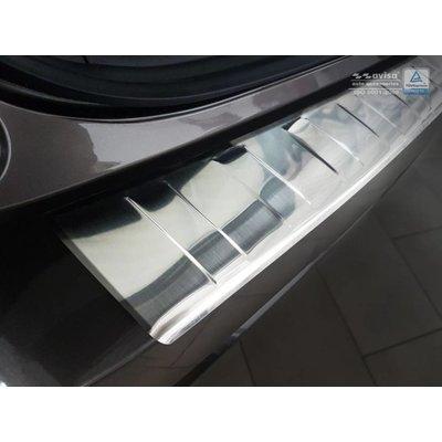 Avisa Ladekantenschutz für Mitsubishi ASX Facelift 2017-