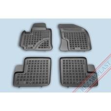 Rezaw Plast Gummi Fußmatten für Toyota CH-R