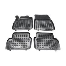 Rezaw Plast Gummi Fußmatten für Ford Fiesta VIII Ecosport
