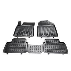 Rezaw Plast Gummi Fußmatten für Hyundai i30 III / Kia Ceed III