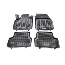Rezaw Plast Gummi Fußmatten für Seat Ibiza V / Seat Arona