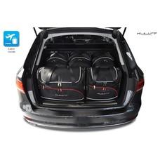 Kjust Reisetaschen Set für Audi A4 Avant B9 mit Flughandgepäck