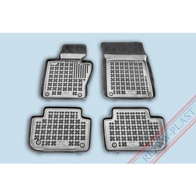 Rezaw Plast Gummi Fußmatten für BMW X3 G01