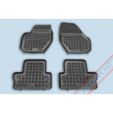 Rezaw Plast Gummi Fußmatten für Volvo XC60 II