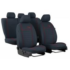 Sitzbezüge aus Stoff
