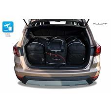 Kjust Reisetaschen Set für Seat Arona