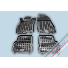 Rezaw Plast Gummi Fußmatten für Alfa Romeo Mito
