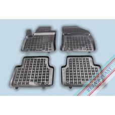 Rezaw Plast Gummi Fußmatten für Citroen C3 Aircross