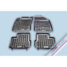 Rezaw Plast Gummi Fußmatten für Fiat Tipo Limousine