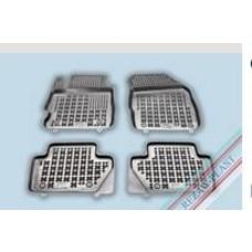 Rezaw Plast Gummi Fußmatten für Ford Ka III Ka+