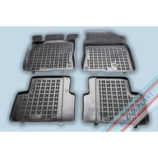 Rezaw Plast Gummi Fußmatten für Honda Civic X